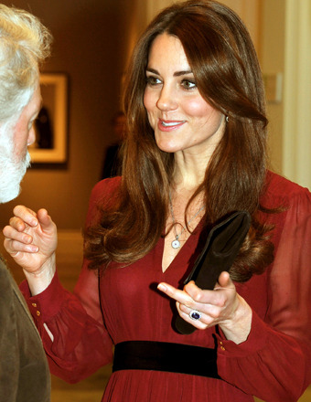 Kate Middleton's Due Date Announced