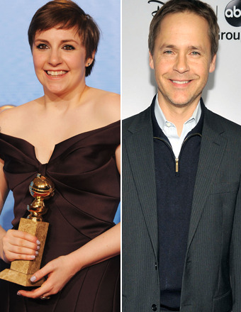 Golden Globes 2013: Why Lena Dunham Thanked Chad Lowe