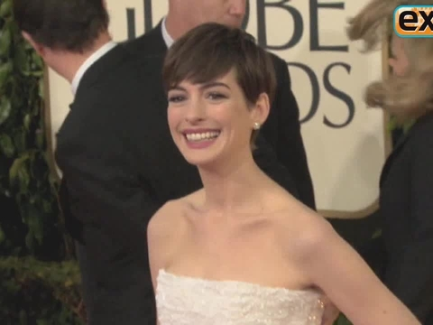 Anne Hathaway's 'Les Miserables' Inspiration
