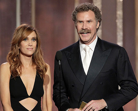 Golden Globes 2013: Best Show Moments