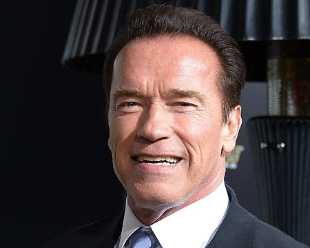 Schwarzenegger on Maria Shriver: 'We're Having a Great Relationship'