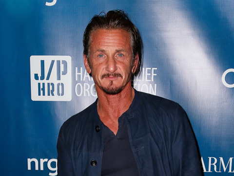 Sean Penn and Friends Raise Funds for Haiti