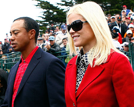 Extra Scoop: Is Tiger Woods Trying to Win Elin Back?