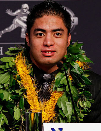 Notre Dame Star Manti Te'o's Dead Girlfriend is a Hoax?