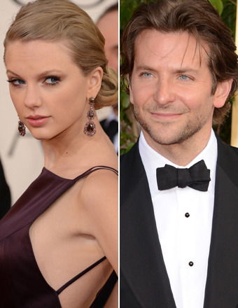 Did Taylor Swift Hit On Bradley Cooper at the Golden Globes?