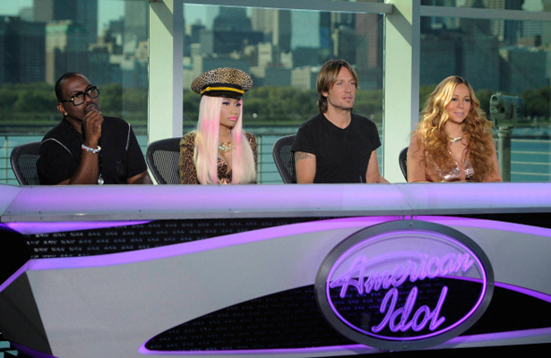 'American Idol' Recap: Nicki Minaj vs. Mariah Carey Night One