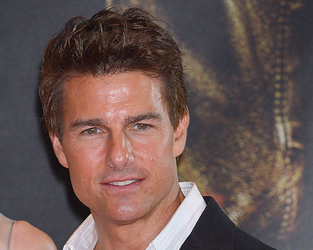 Tom Cruise's House Involved in 'Swatting' Prank