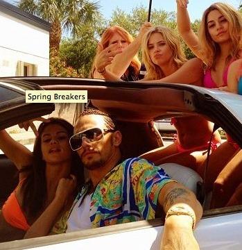 Trailer! Gomez, Hudgens Strip Down in 'Spring Breakers'