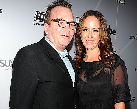 Tom Arnold and Wife Expecting First Baby
