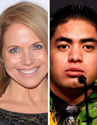 Manti Te'o to Talk to Katie Couric about 'Girlfriend' Hoax