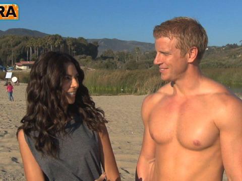 Sneak Peek! 'The Bachelor' on the Beach