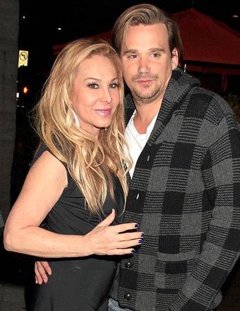 Is Adrienne Maloof Dating the Younger Sean Stewart?