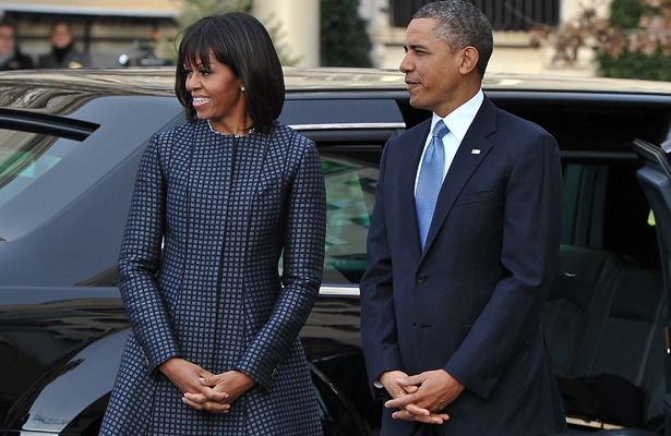 First Lady of Fashion! Michelle Obama's Inauguration Day Style