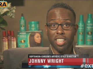 Hairstylist Johnny Wright : Michelle Obama?s Hair Stylist Talks Bangs ExtraTV.com