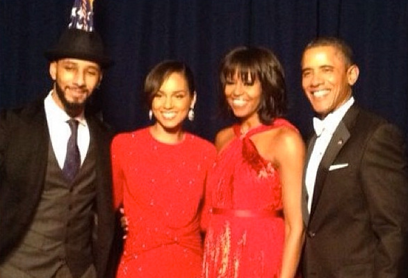 Pics! Behind the Scenes at the Inaugural Ball and After Party