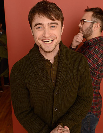 Daniel Radcliffe on Gay Love Scene: 'Un-Shocking'