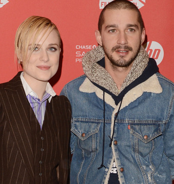Shia LaBeouf Dropped Acid for Role, Sent Footage to Evan Rachel Wood