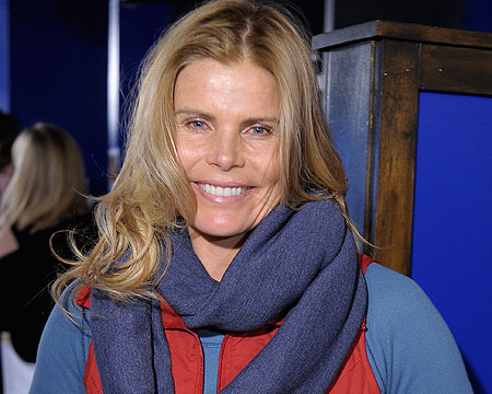 'Extra' at Sundance: Mariel Hemingway's 'Crazy,' Alex Skarsgard Goes 'East'