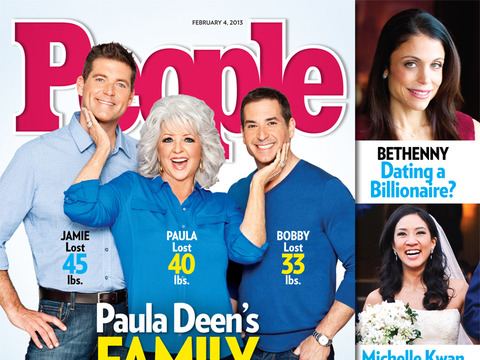 Paula Deen Keeps the Whole Family Fit with New Mantra: 'Moderation!'