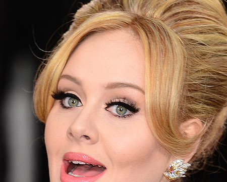 Extra Scoop: Adele Reveals Baby's Name… Sort Of