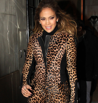How Much? Steal Jennifer Lopez's Leopard Print Look