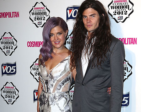 Is Kelly Osbourne Engaged?