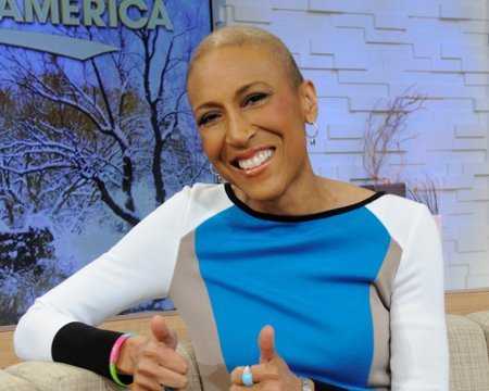 Robin Roberts Does a Test Run of 'GMA'