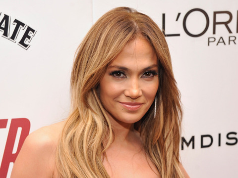 Jennifer Lopez Reveals Casper Smart's Reaction to 'Parker' Stripdown