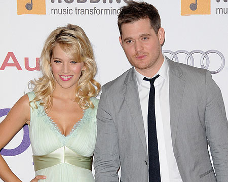 Michael Bublé and Wife Have a Baby on the Way