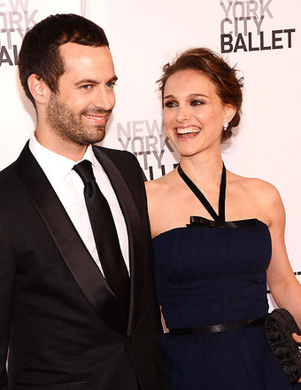 Natalie Portman Moves to Paris with Husband