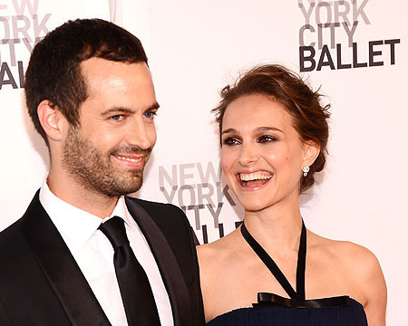 Natalie Portman Moves to Paris with Husband