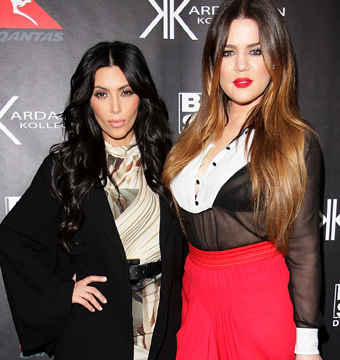 Kim and Khloe Kardashian Go to War with Ex-Stepmom
