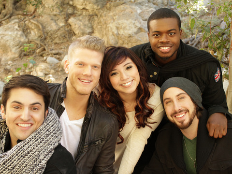 Chat Live with Pentatonix