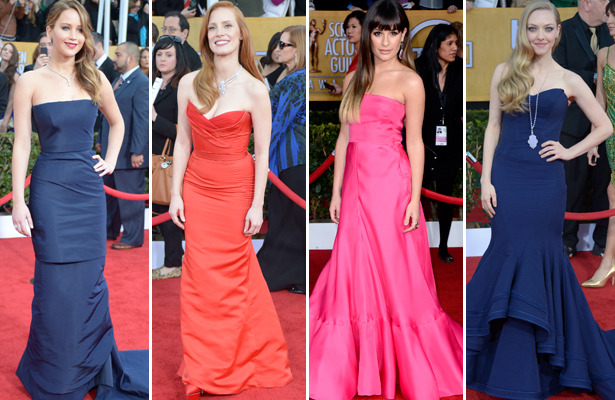 SAG Awards Red Carpet: Vote for Your Favorite Fashionista!