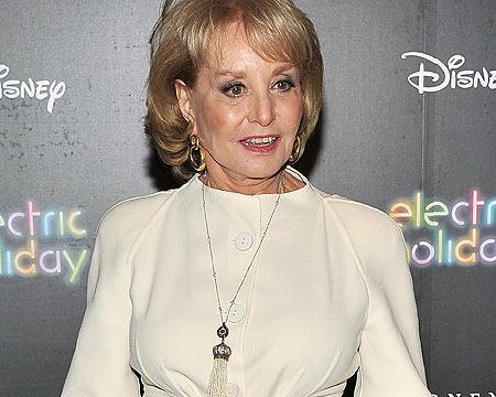 'No Scratching!' Barbara Walters Has Chicken Pox