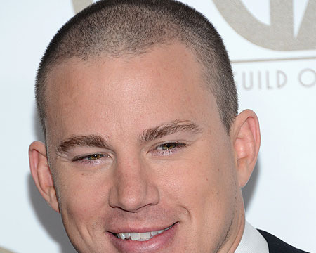 Channing Tatum on the 'Sexiest Man Alive' Handshake