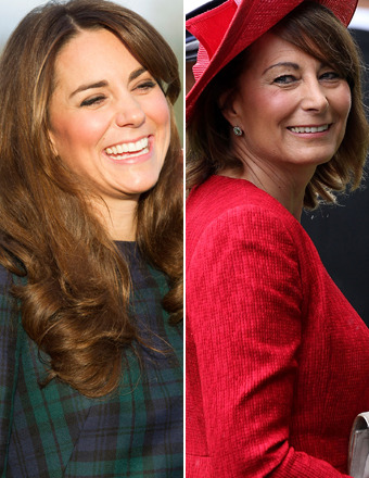 Report: Pregnant Kate Middleton Wants Mom as Royal Nanny
