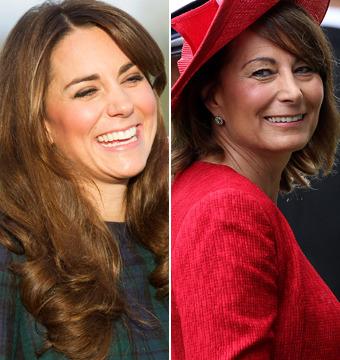 Report: Pregnant Kate Middleton Wants Mom as Royal Nanny
