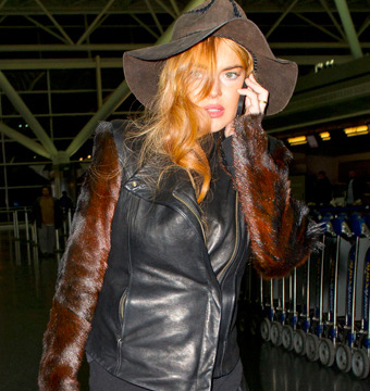 Lindsay Lohan's Amazing Race: Not Too Sick for Court