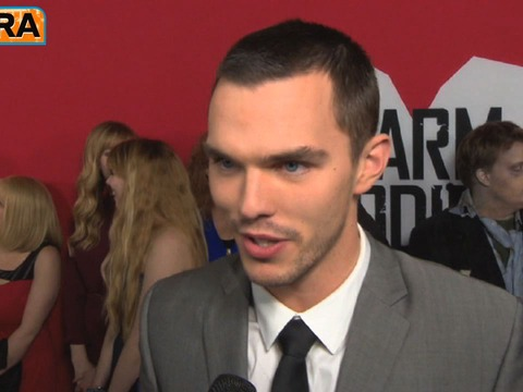 Video! Hanging with the Undead at the 'Warm Bodies' Premiere