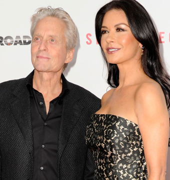 Michael Douglas on Joining 'Dancing with the Stars': 'Fat Chance'