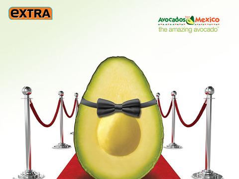 Award Show Party Recipes with Avocados!