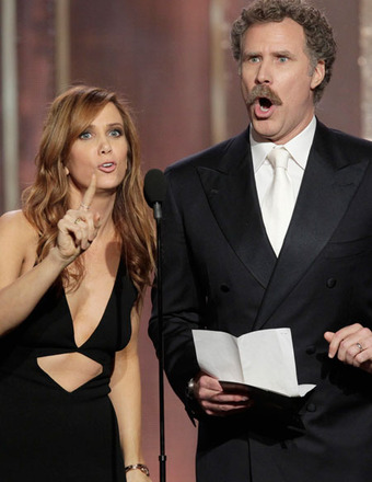Kristen Wiig Joins the 'Anchorman' Crew