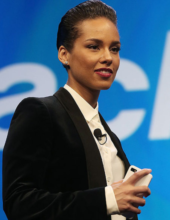 Alicia Keys to Headline NBA All-Star Game