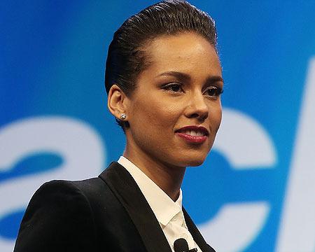 Alicia Keys to Headline NBA All-Star Game