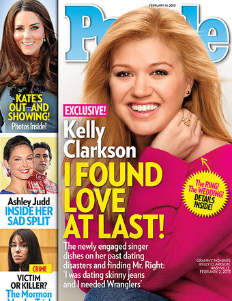 Kelly Clarkson Planning an 'Earthy' Dream Wedding