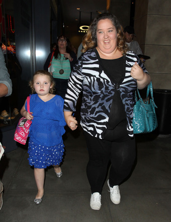 Mama June Drops the Pounds on 'Honey Boo Boo' Diet