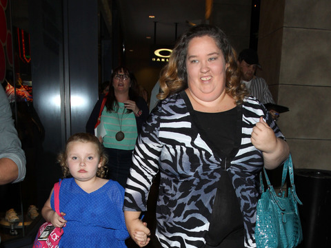 Rumor Control: Is Honey Boo Boo's Mom Joining 'DWTS'?