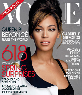 Vogue: Beyoncé Calls Surrogate Rumors 'Odd' and Blue Ivy Her 'Homey'