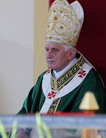 Pope Benedict Resigns, Cites Health Reasons